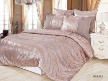 Комплект постельного белья Сатин-жаккард  семейный  Арт.41/098-SG