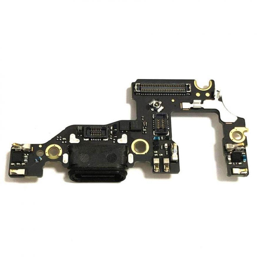 Нижняя плата с разъемом зарядки и микрофоном для Huawei P10 (Original)