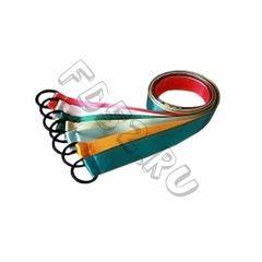 Лента гимнастическая шир 2,5см.на кольце 1 м ИИ27
