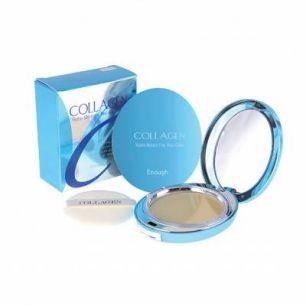 Collagen Moisture Powder #13 Увлаж. коллаген. пудра с Себум контролем №13( Светлый бежевый)