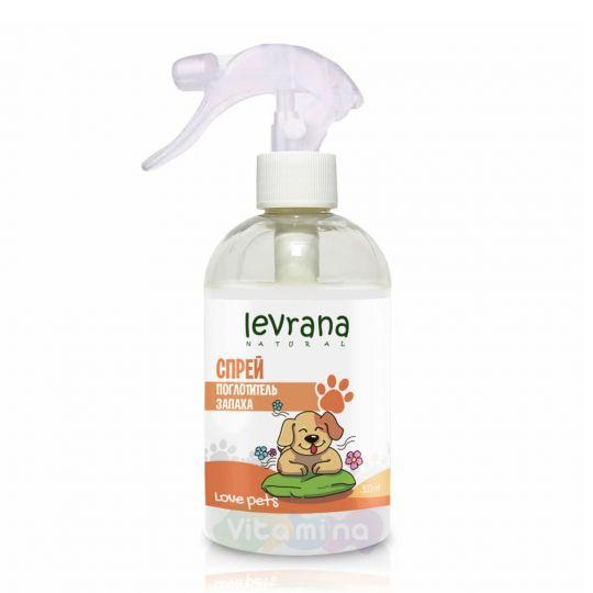 Levrana Спрей-поглотитель запаха, 300 мл