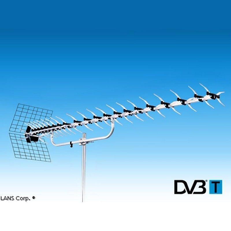 Эфирная цифровая антенна антенна LANS UX-16