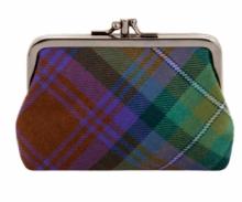 Шотландский кошелёк (клатч) тартан Isle of Skye - Айл оф Скай