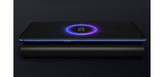 Внешний аккумулятор с функцией беспроводной зарядки Xiaomi Mi Wireless Charger 10000mAh