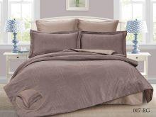 Комплект постельного белья Сатин-жаккард  Royal  евро  Арт.31/007-RG
