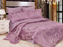 Комплект постельного белья Сатин-жаккард  Royal  семейный  Арт.41/005-RG