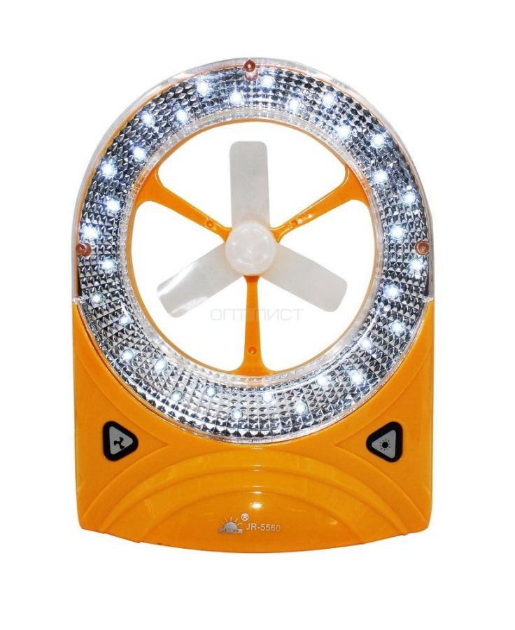 Портативный вентилятор с подсветкой LH-5560