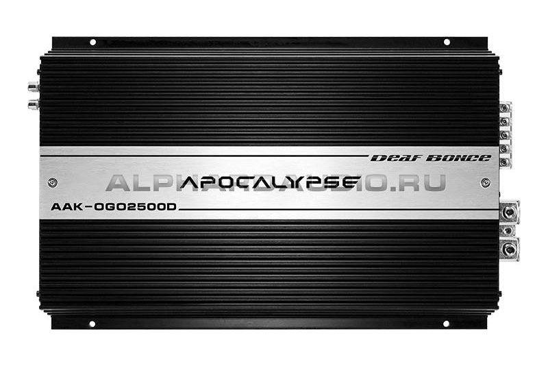 Усилитель Alphard AAK-OGO2500.1D