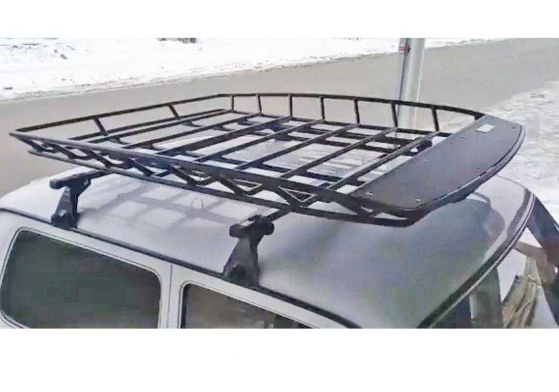 Автомобильная корзина Евродеталь 1550х1200, универсальная