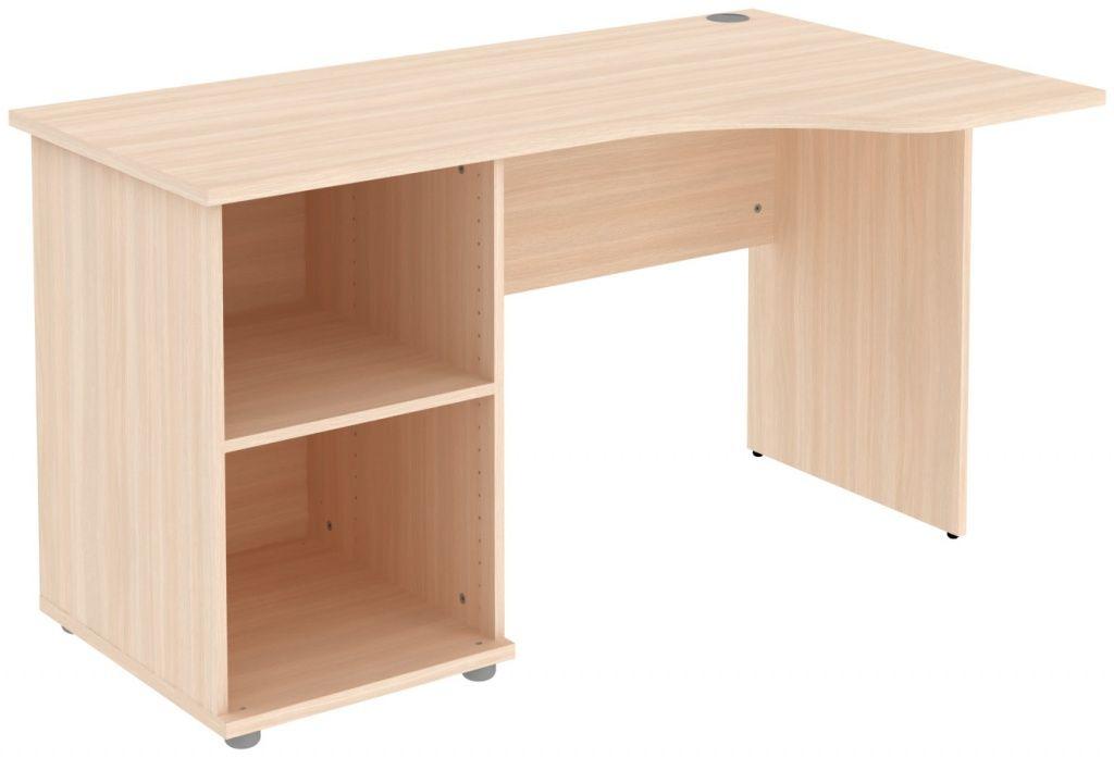 Стол угловой с тумбой (модуль 776)