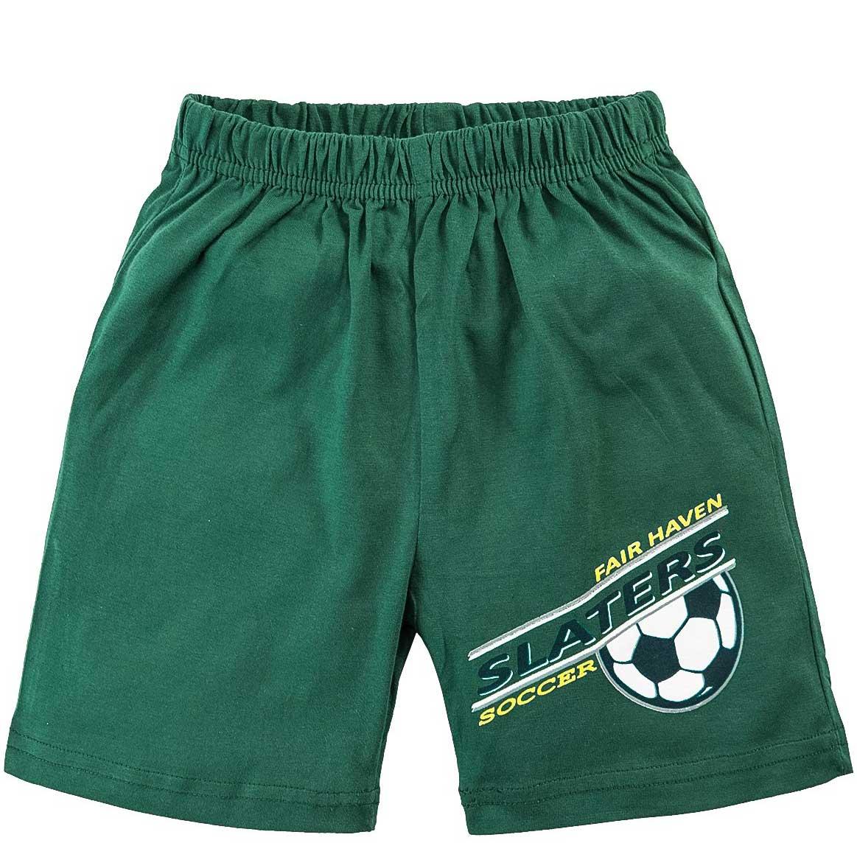 Шорты для мальчика с принтом футбол