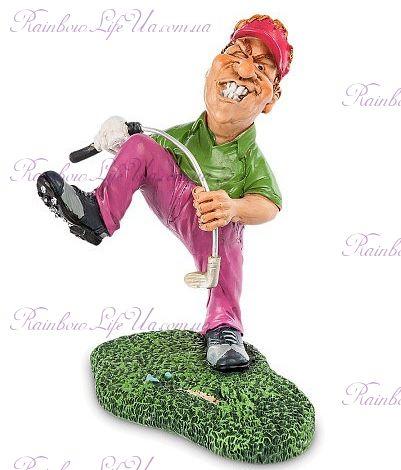 """Фигурка гольфист Я люблю гольф! """"W.Stratford"""""""
