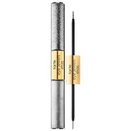 Двойная подводка для глаз Tarte Cosmetics - limited-edition tarteist™ PRO glitter liner in silver
