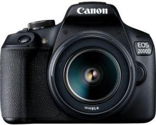 Canon eos 2000d kit 18-55mm iii