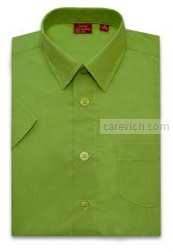 Сорочка детская Tsarevich (6-14 лет) выбор по размерам арт.Greenery-K-ST Короткий рукав