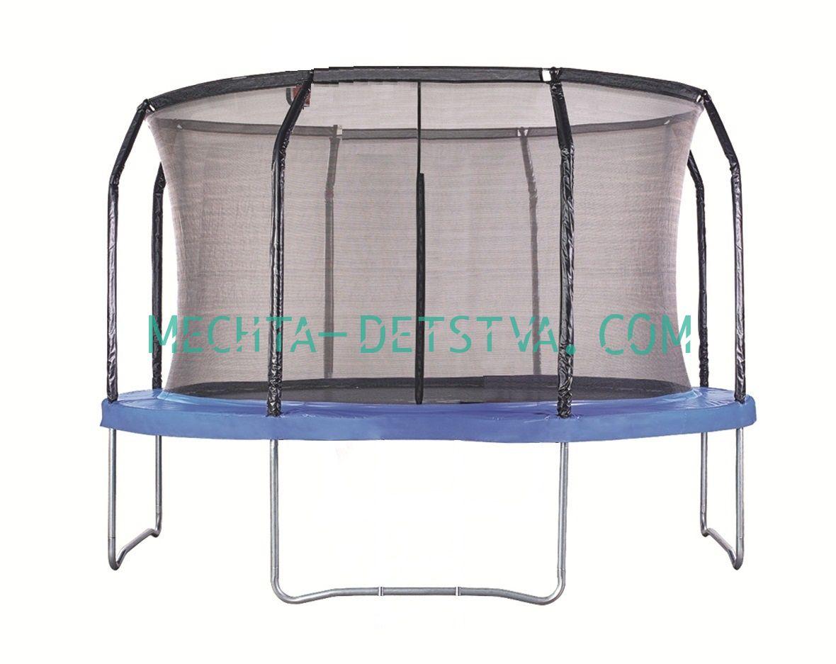 Батут Perfetto Sport 6 (1,8 м) с защитной сеткой