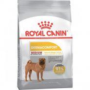 Royal Canin Medium Dermacomfort Корм для собак средних размеров, склонных к кожным раздражениям и зуду (10 кг)