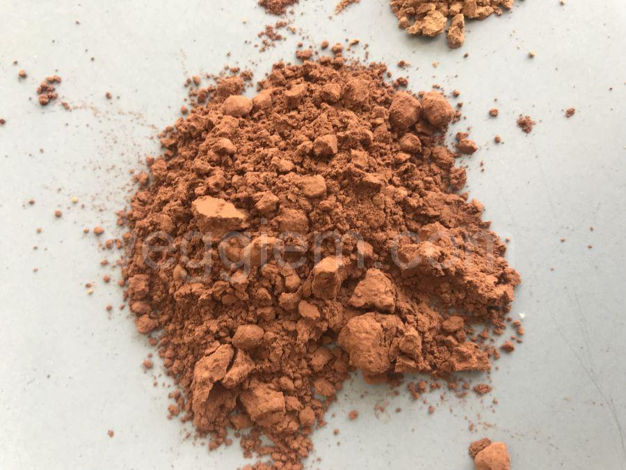 Какао порошок не алкализированный  10-12% жирности,250 грамм