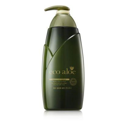 Кондиционер для волос увлажняющий с экстрактом алоэ ROSEE Эко Алоэ, 760мл