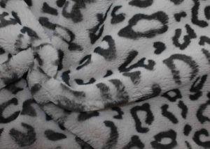 """Мех Кролик принт """"Леопард"""" 30600080/C#7"""