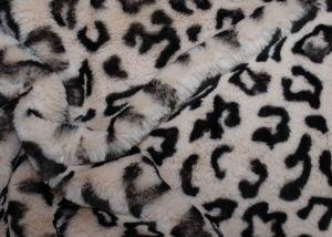 """Мех Кролик принт """"Леопард"""" 30600080/C#3"""