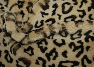 """Мех Кролик принт """"Леопард"""" 30600080/C#6"""