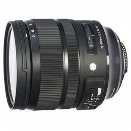 Sigma AF 24-70mm f/2.8 DG OS HSM Art Nikon F