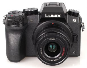 panasonic dmc-g7 lumix kit 14-42 mm f/3.5-5.6