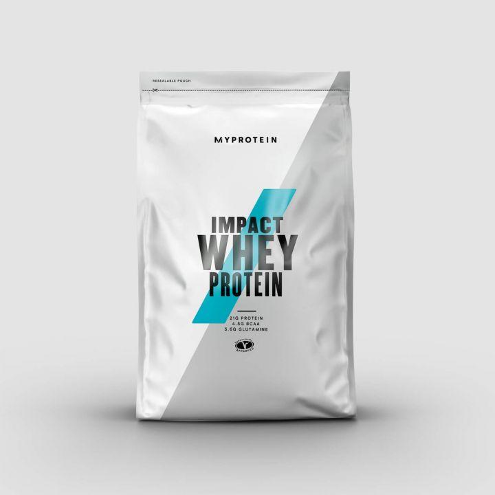 MYPROTEIN - IMPACT WHEY PROTEIN 2,5 кг
