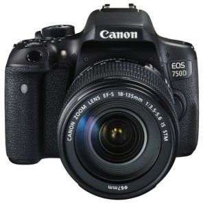 CANON 750D KIT 18-55 IS STM