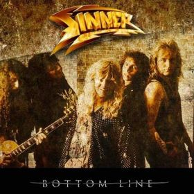 """SINNER """"Bottom Line"""" 1995/2011"""
