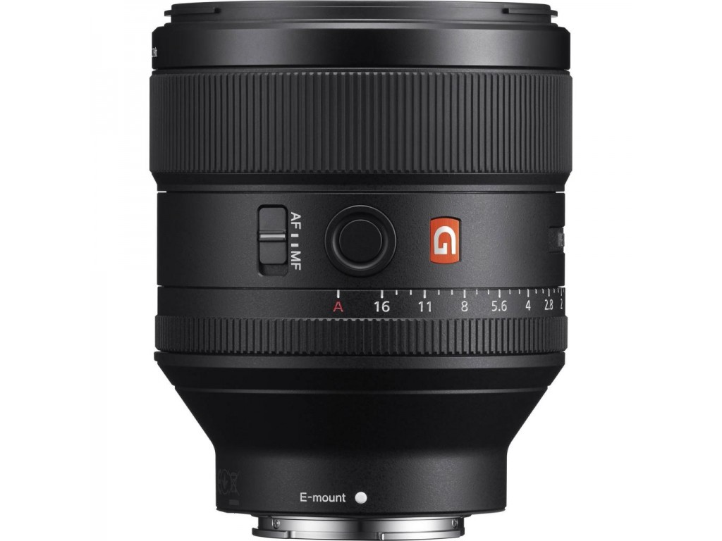 Sony FE 85 mm f/1.4 GM (SEL-85F14GM)