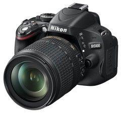 Nikon D5100 Kit 18-105mm VR