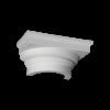 Капитель Полуколонны Европласт Лепнина 4.45.101 Ш270хВ127хГ135 мм