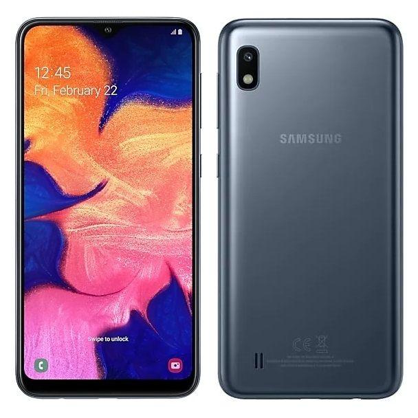 Samsung Galaxy A10 2/32GB (2019) Black (SM-A105FZKGSER)