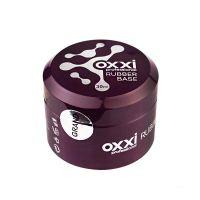 База каучуковая для гель-лака Oxxi Professional Grand Rubber Base Coat, 30 мл