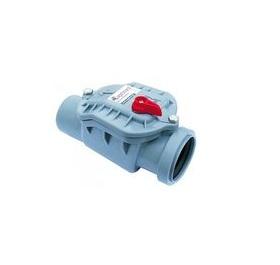 Обратный клапан с механическим затвором 110