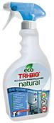 Tri-Bio Натуральная эко жидкость для мытья стёкол 500 мл