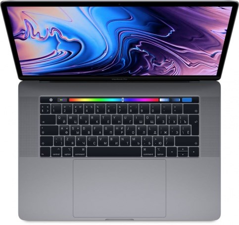 "Apple MacBook Pro 15"" 2.2GHz/256Gb/16Gb (2018) MR932"