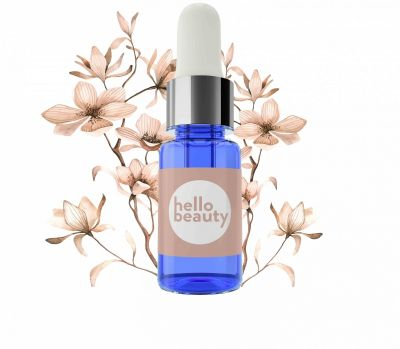 Hello Beauty Сыворотка для кожи вокруг глаз c экстрактами ценных азиатских растений