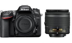 Nikon D7200 kit 18-55mm VR