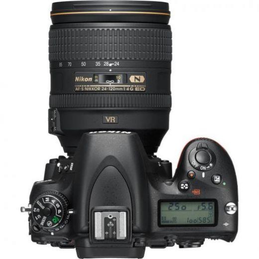 Nikon D750 kit AF-S NIKKOR 24-120mm f/4G ED VR