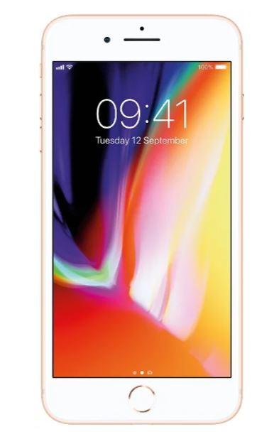 Смартфон Apple iPhone 8 Plus 64GB Gold MQ8N2RU/A