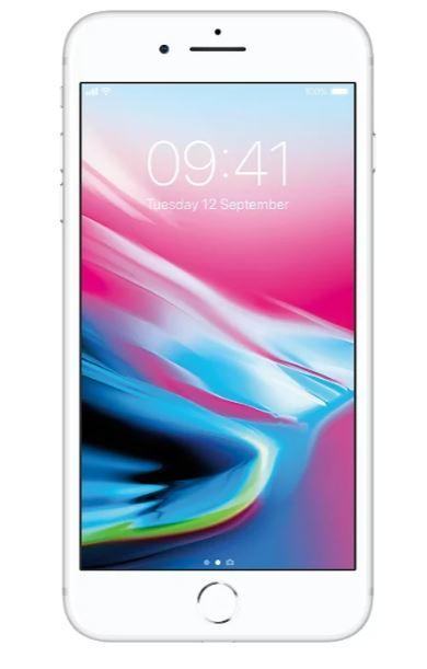 Смартфон Apple iPhone 8 Plus 64GB Silver MQ8M2RU/A
