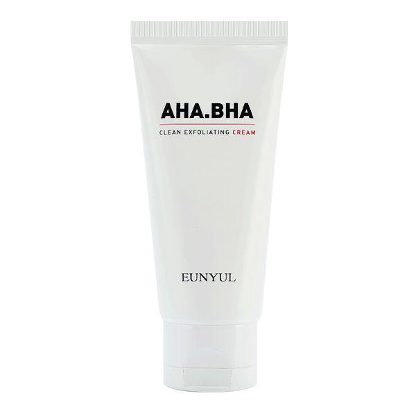 Обновляющий крем  для лица EUNYUL AHA.BHA Clean Exfoliating Cream, 50g