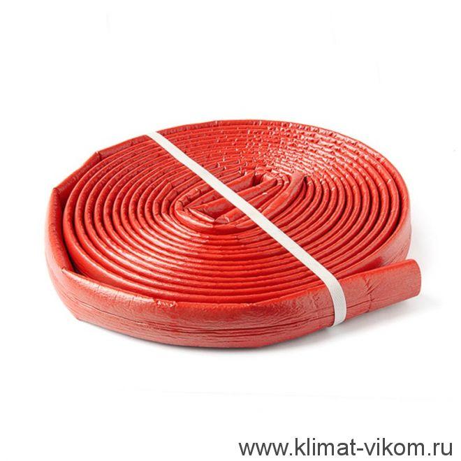 Теплоизоляция для труб D=35/6 красная