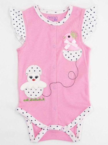 Боди для новорожденных Bonito птенцы