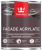 Краска Фасадная Tikkurila Facade Acrylate 0.9л Универсальная Акрилатная / Тиккурила Фасад Акрилат