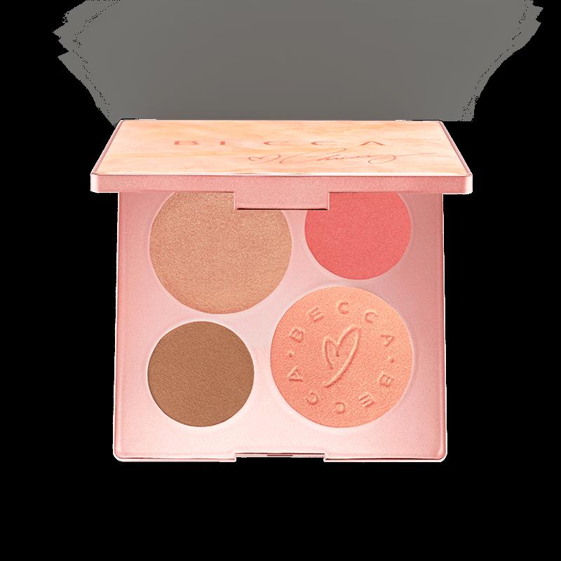 Палетка для макияжа лица Becca - BECCA x CHRISSY TEIGEN  Glow Face Palette