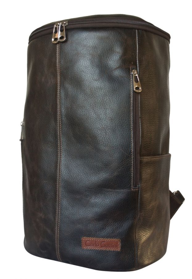 Кожаный рюкзак Carlo Gattini - Tomba brown